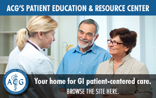 ACG Patient Education & Resource Center